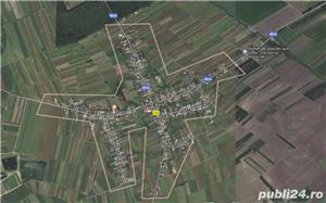 Vand doua loturi de casa in Tantava , langa Domnesti , Ilfov - imagine 2