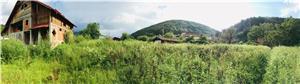 Vila la rosu cu teren - imagine 8