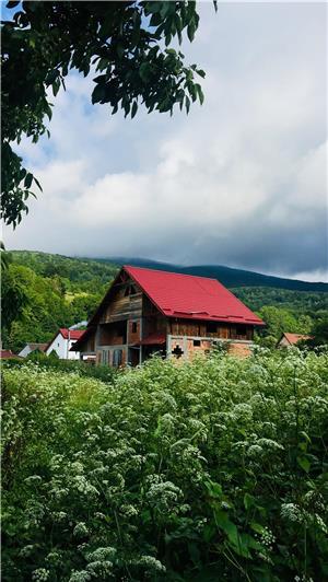 Vila la rosu cu teren - imagine 7