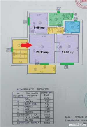 Apartament in vila Kiseleff / Clucerului - imagine 3