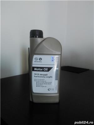 3 litri Ulei 5w30 diesel opel GM(60 lei) - imagine 2
