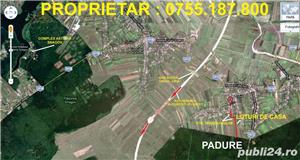 Ilfov,Gruiu - Lipia,Loturi posibilitate RATE, 550 mp,proprietari - imagine 1