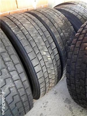 cauciucuri anvelope camion, dimensiuni diferite... - imagine 3