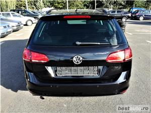 Volkswagen VW GOLF 7 TDI 2014 BlueMotion Navi EURO5 - imagine 5