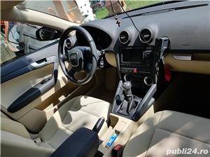 Audi a3 8p sportback 2.0l 2007 (sau schimb) - imagine 5