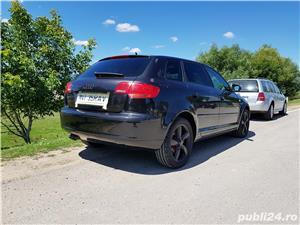 Audi a3 8p sportback 2.0l 2007 (sau schimb) - imagine 3