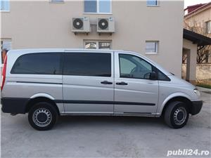 Mercedes-benz Vito 4X4 10700 euro - imagine 10