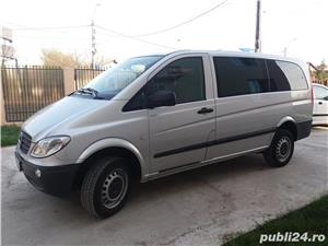 Mercedes-benz Vito 4X4 10700 euro - imagine 11