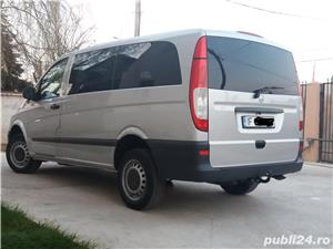 Mercedes-benz Vito 4X4 10700 euro - imagine 14