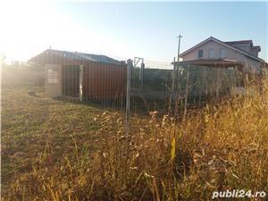 De vanzare  teren localitatea Corbeanca ,sat Tamas - imagine 3