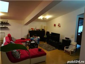 Inchiriez apartament 3 camere, 124mp utili, Cartierul Latin, PRETABIL BIROU! - imagine 9