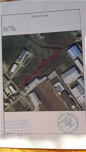2 terenuri 816 mp fiecare, Ion Creangă nr. 8, Otopeni - imagine 5