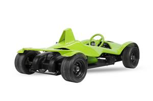 Altele Masinuta electrica pentru copii RAZER GT 48V 1000W   - imagine 6