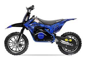 Altele motocicleta electric pentru copii NITRO Eco Serval 500W  - imagine 4