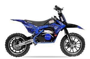 Altele motocicleta electric pentru copii NITRO Eco Serval 500W  - imagine 3
