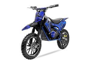 Altele motocicleta electric pentru copii NITRO Eco Serval 500W  - imagine 2