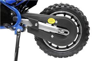 Altele motocicleta electric pentru copii NITRO Eco Serval 500W  - imagine 11
