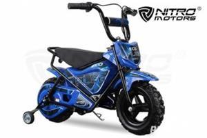 Altele Motocicleta electrica pentru copii NITRO ECO Flee 250W  - imagine 1