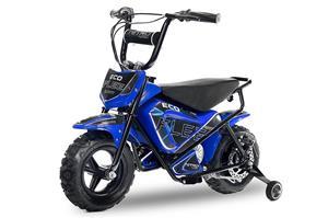 Altele Motocicleta electrica pentru copii NITRO ECO Flee 250W  - imagine 2