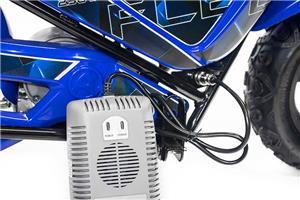 Altele Motocicleta electrica pentru copii NITRO ECO Flee 250W  - imagine 6