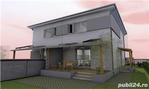 CITY RESIDENT - Smart duplex in dumbravita, dotari exceptionale/ unice, de vanzare 1/2 duplex  - imagine 5