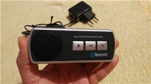 Bluetooth Auto. _ Multi Point Speakerphone  - imagine 1