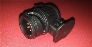 Adaptor cupla remorcă 13 pini - 7 pini - imagine 1