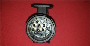 Adaptor cupla remorcă 13 pini - 7 pini - imagine 4