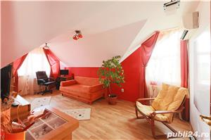 Mutare imediata! Vila Iasi, Popas Pacurari, 6 camere , D+P+E+M, 230 mp s.utia, Direct Proprietar - imagine 12