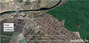 Ovidiu, teren intravilan 14.400 mp, pentru activitati industriale si comerciale - imagine 5