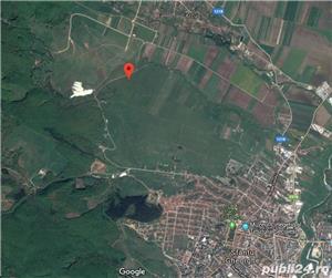 Teren intravilan, Padurea Rotunda, iesire Sf. Gheorghe spre Sugas Bai - imagine 4