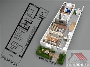 Dumbravita, Dupex, 3 dormitoare, 4 bai, calitate austriaca - imagine 10