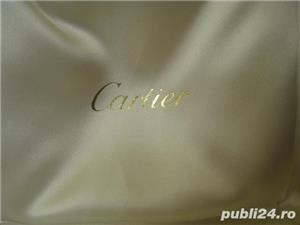 Cutie ceas Cartier -original ! - imagine 2