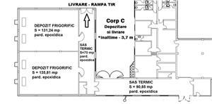 Inchiriez fabrica produse congelate - depozite frigorifice - imagine 8