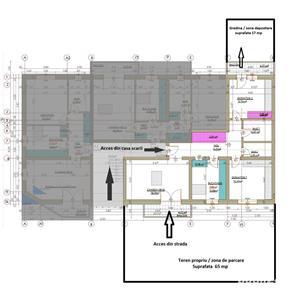 Dezvoltator apartam cu gradina 3 cam 2 bai si 2 balcoane 72 mp intabulat finisat  - imagine 8