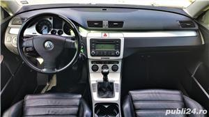 Volkswagen Passat B6 Finantare Garantata / Masina impecabila / Garantie / Service la zi - imagine 7