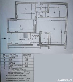 Apartament 4 camere zona Bulevard - Central - imagine 8