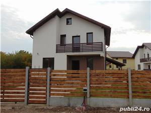 FARA COMISIOANE casa cu 4 camere 2 bai P+1+pod terasa camera tehnica dormitor parter gata finisata - imagine 4