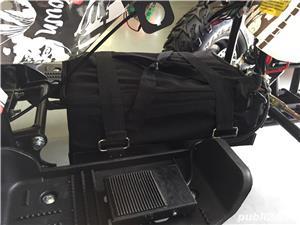 Atv NITRO Torino 1000W 48V BLACK GRAFITI - imagine 9