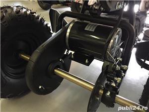 Atv NITRO Torino 1000W 48V BLACK GRAFITI - imagine 5