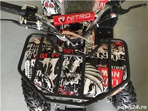 Atv NITRO Torino 1000W 48V BLACK GRAFITI - imagine 11