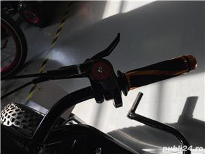 Altele Motocicleta NITRO DRIFT-TRIKE  49cc Roti 20 cu 10 - imagine 9
