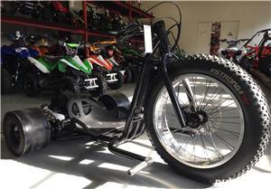 Altele Motocicleta NITRO DRIFT-TRIKE  49cc Roti 20 cu 10 - imagine 1