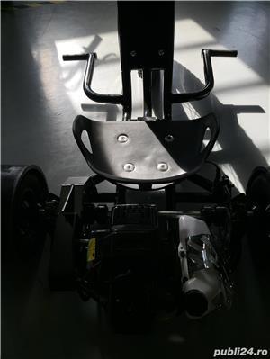 Altele Motocicleta NITRO DRIFT-TRIKE  49cc Roti 20 cu 10 - imagine 8