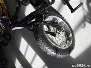 Altele Motocicleta NITRO DRIFT-TRIKE  49cc Roti 20 cu 10 - imagine 3
