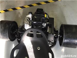 Altele Motocicleta NITRO DRIFT-TRIKE  49cc Roti 20 cu 10 - imagine 7