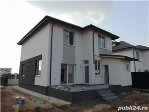 FARA COMISIOANE casa cu 4 camere si 3 bai P+1+pod terasa camera tehnica finisaje LA CHEIE - imagine 5