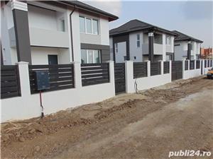 FARA COMISIOANE casa cu 4 camere si 3 bai P+1+pod terasa camera tehnica finisaje LA CHEIE - imagine 3