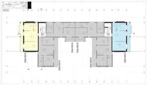 Dezvoltator apart 2 cam intabulat conf 1 la alb la vila 45+11mp Cl Cisnadiei - imagine 3