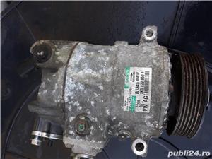 Compresor aer conditionat  vw touran 2008 - imagine 1